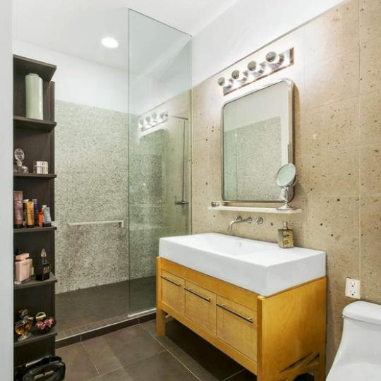 Bathroom - Arris Lofts for Sale in Long Island City
