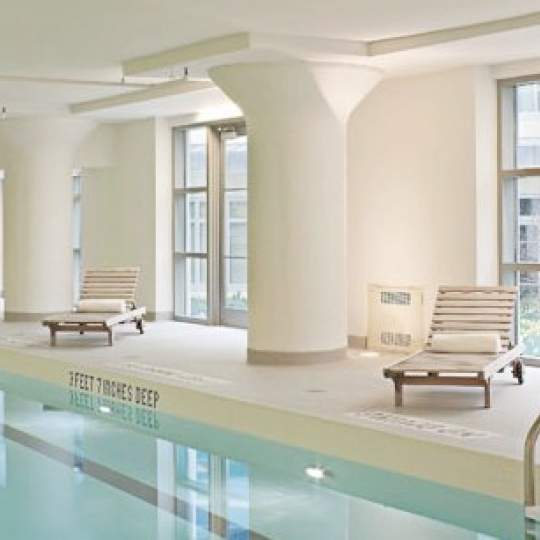 Pool at 27-28 Thomson - Arris Lofts - Long Island City apartments