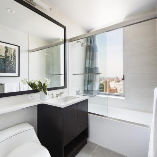 333 East 91st Street NYC Condos – Bathroom at Azure