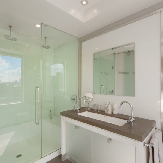Bathroom-444 West 19th Street- condo for sale in Manhattan