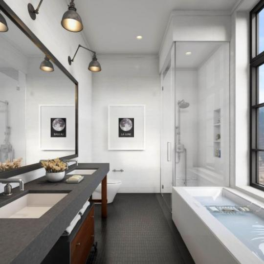 Bathroom- 435 West 50th Street