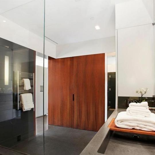 Bathroom in NYC - 201 West 17th Street