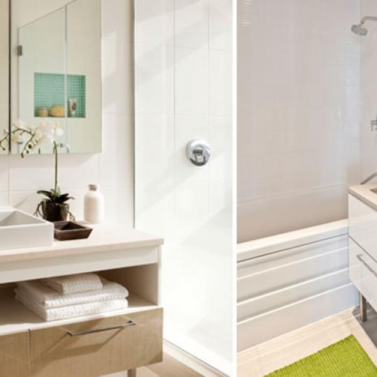 Bathroom at L Haus - Apartment for Sale in LIC