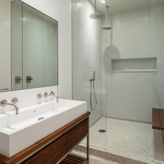 Sky Lofts at 145 Hudson Street - Tribeca Condos for Sale - Bathroom