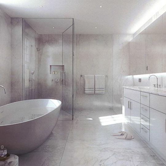 Bathroom 150 E 72 - NYC Condos for Sale