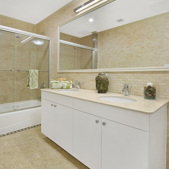Bathroom- 1635 Lexington Avenue NYC condo