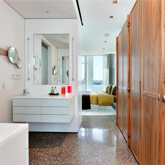 173 Perry Street - bathroom - NYC Condos for Sale in West Village