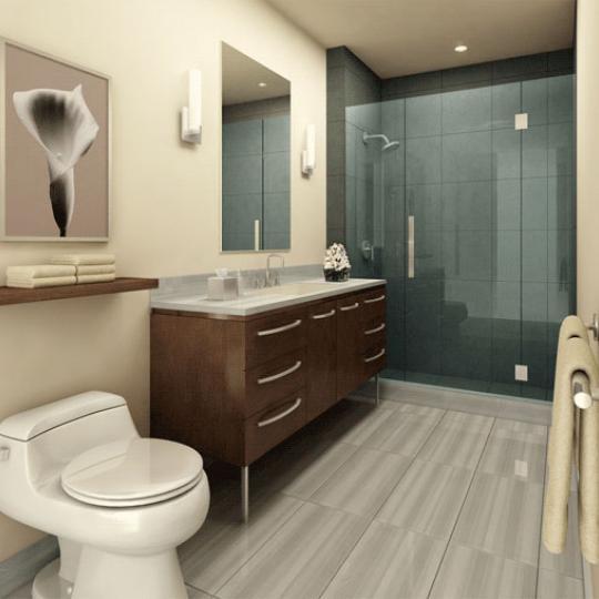 2-40 Avenue Apartments for Sale - Bathroom