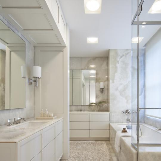 Bathroom - The Marquand Building - Upper East Side