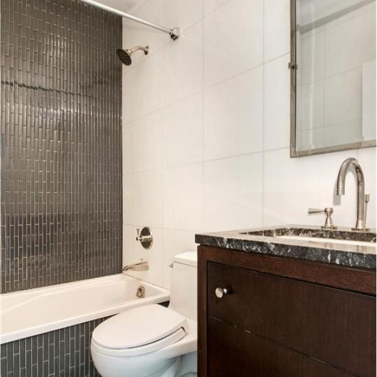 212 East 47th Street New Construction Building Bathroom – NYC Condos