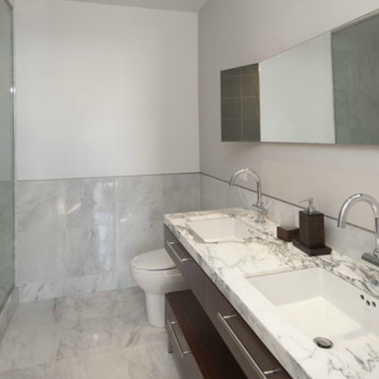 Bathroom at 50-09 2nd Street - Apartment for Sale in LIC