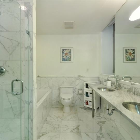 Bathroom at 224 West 18th Street in NYC