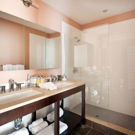 Bathroom 365 Bridge Street Brooklyn - Condos for Sale