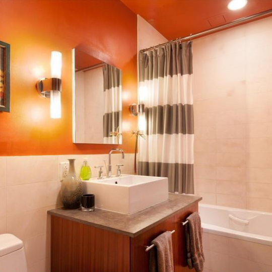 Bathroom - Hells Kitchen - 517 West 46th Street - Condo For Sale - NYC