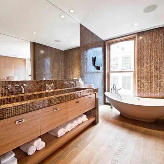Bathroom- 70 Greene Street- apartment for sale in Manhattan