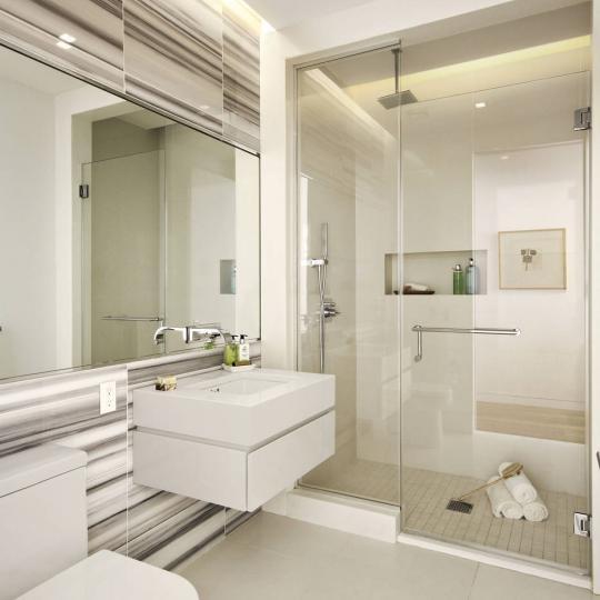 Bathroom- 738 Broadway- Condo for sale in Greenwhich Village