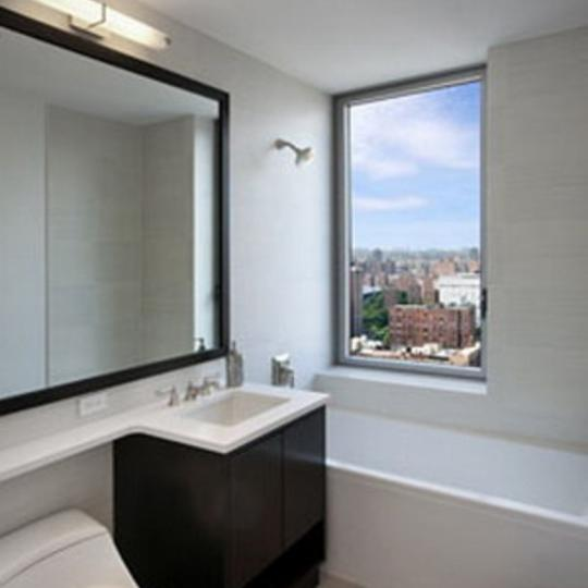 Azure Bathroom - Upper East Side NYC Condominiums