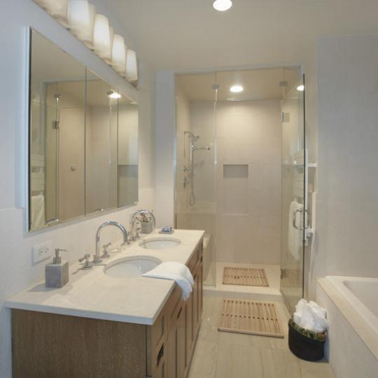 Bathroom 8 Union Square South - Luxury Condos for Sale