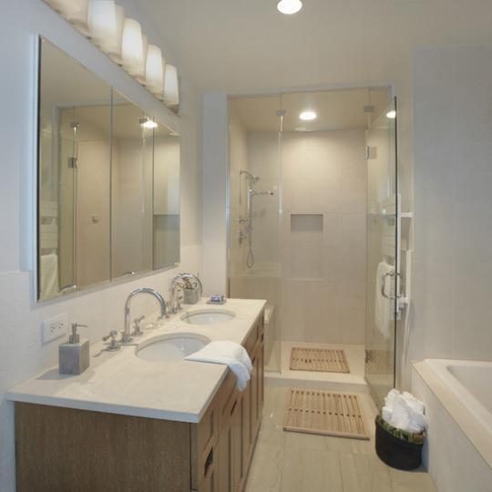 Bathroom 8 Union Square South - Luxury Condos for Sale