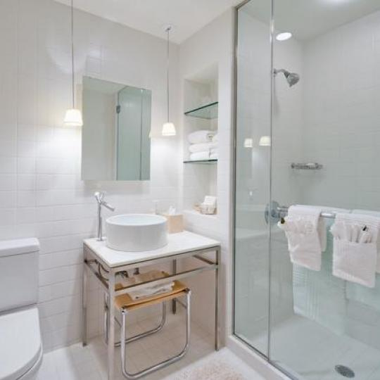 Bathroom - Downtown by Starck - NYC - Condos in New York