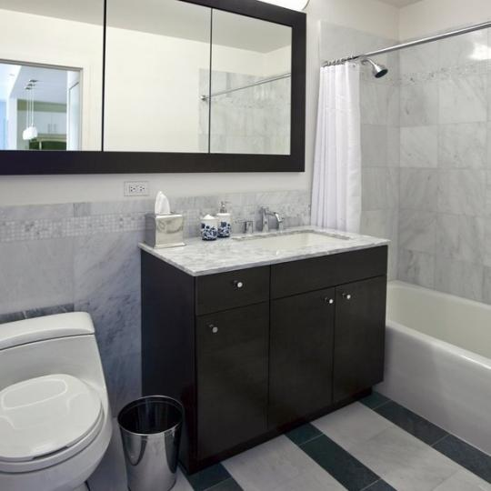 Bathroom - 2130 Adam Clayton Powell Boulevard - Harlem