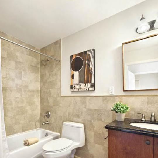 Bathroom - Heights 163 - Washington Heights