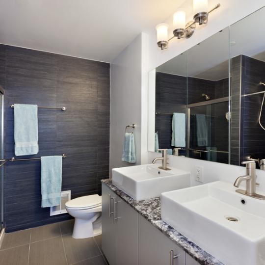 Bathroom - One Hunters Point - Condos - Long Island City