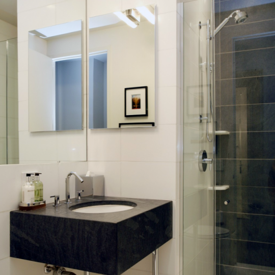 Bathroom - Manhattan Condos NYC - 4 West 21st Street