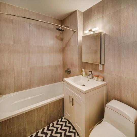 Bathroom- The Strathmore- 1890 Adam Clayton Powell Boulevard