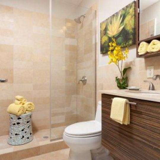 Bathroom - 159 West 118th Street - Harlem