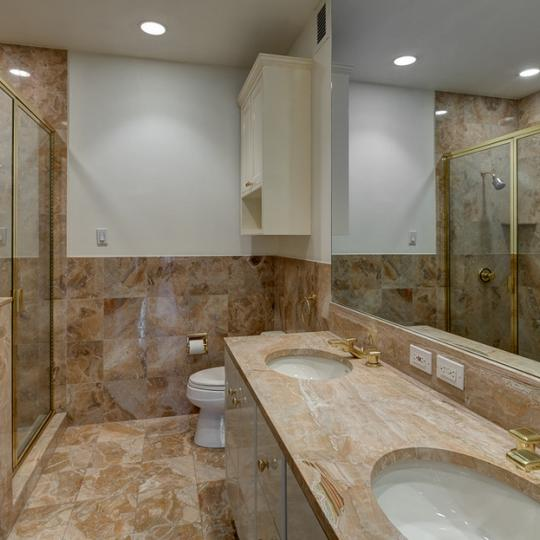Trump International - High Rise Building- Apartments for sale - bathroom