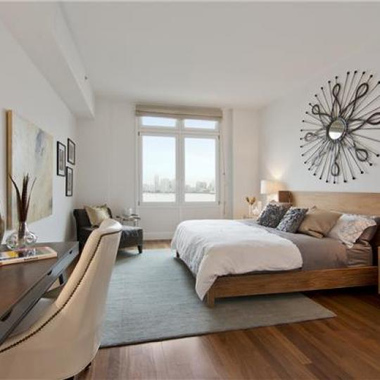 Bedroom- 92 Laight Street- apartments for sale in Tribeca