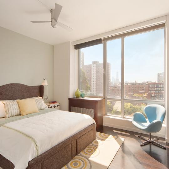 Bedroom-444 West 19th Street