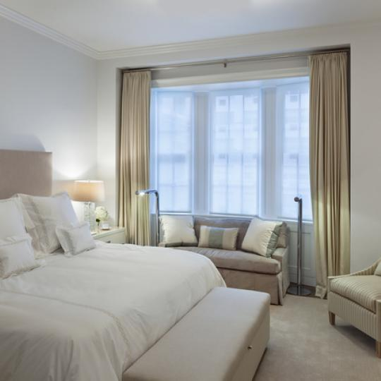 Bedroom - The Marquand Building - Upper East Side