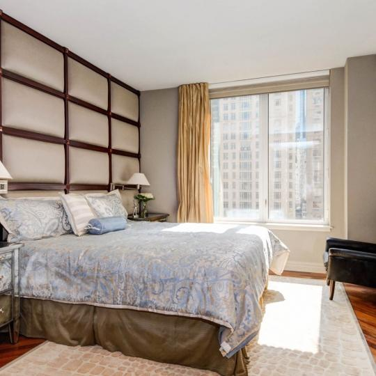 Bedroom - 15 West 63rd Street- NYC apartments for sale