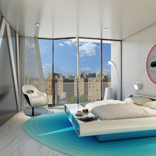 Bedroom - 1655 Madison Avenue - Apartments - Upper East Side