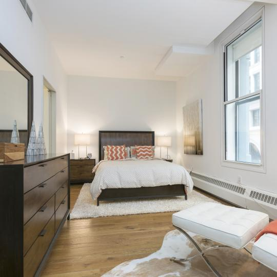 Condos for sale at 21 Astor Place in NYC - Bedroom