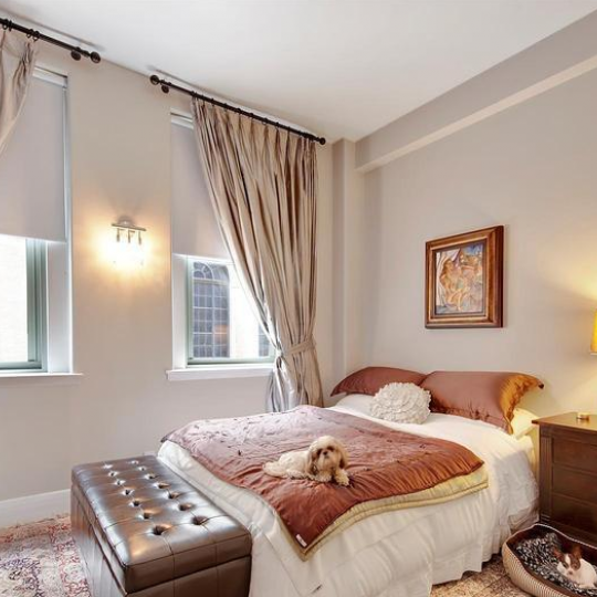 Greenwich Place Apartments for Sale in Manhattan - Bedroom
