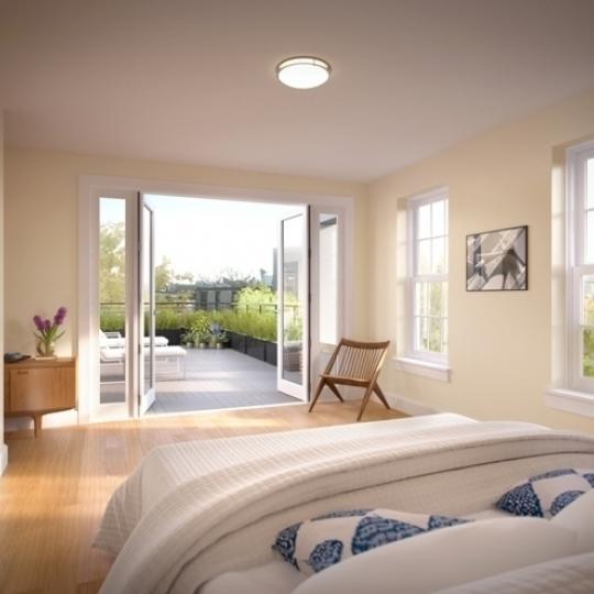 Bedroom - 123 Fort Green Condominiums for Sale