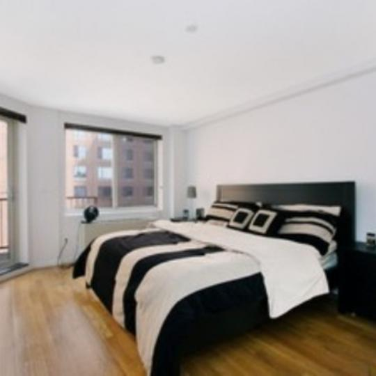 137 East 13th Street New Construction Building Bedroom - NYC Condos