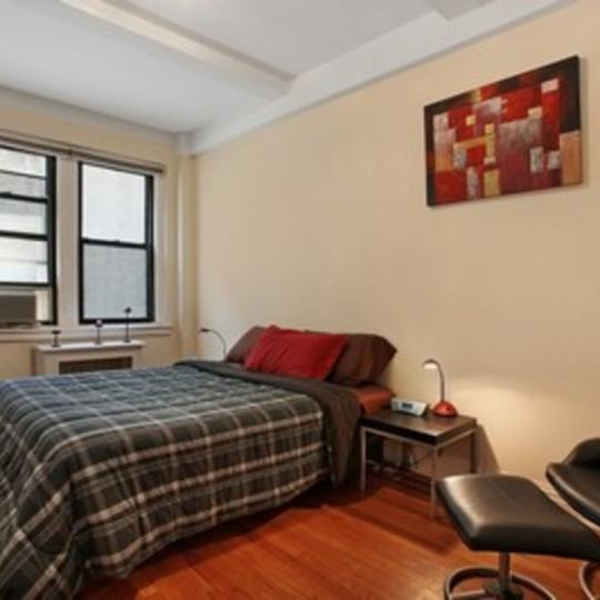 142 East 49th Street Bedroom - Manhattan Condos