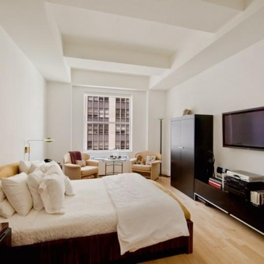 15 Broad Street - Manhattan Condominiums - Bedroom