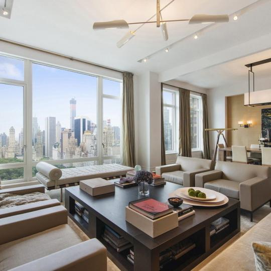 15 Central Park West Bedroom, 15 CPW Condos For Sale
