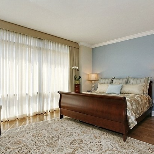 170 East End Avenue Master Bedroom - Upper East Side NYC Condominiums