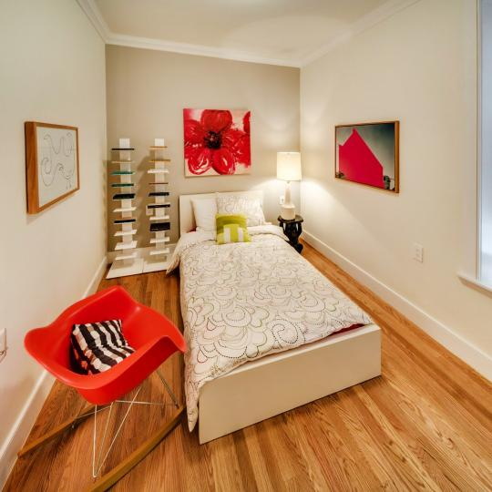 Bedroom- 1890 Adam Clayton Powell Boulevard- condo for sale in NYC