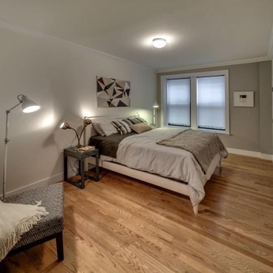 Bedroom-The Strathmore