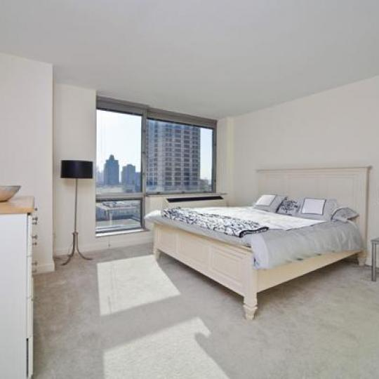 Bedroom - 1965 Broadway Condo - Manhattan NYC