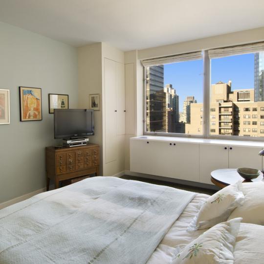 Bedroom - Manhattan New York Condos - 1965 Broadway