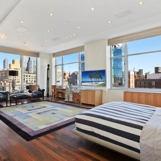 Condos for sale at 201 West 17th Street - Bedroom