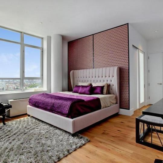 Bedroom 20 Bayard Street Williamsburg - NYC Condos for Sale